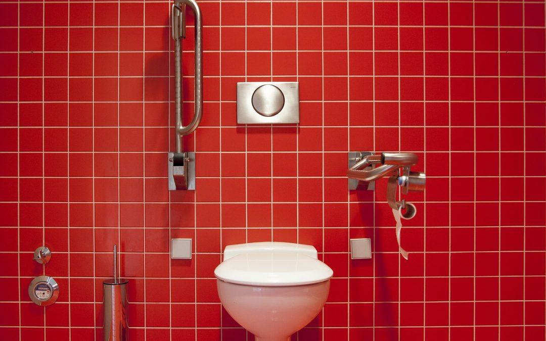 C'est facile d'installer une douchette de WC