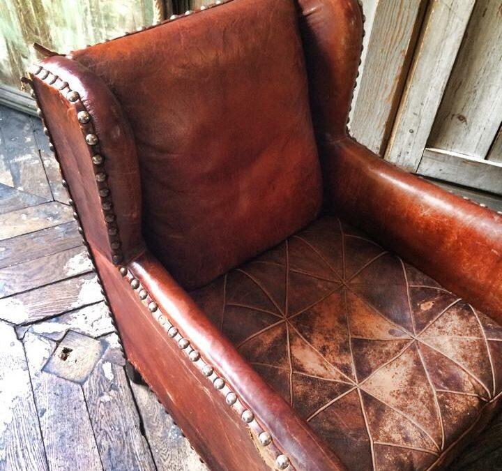 Le recyclage de meubles peut avoir un côté tendance